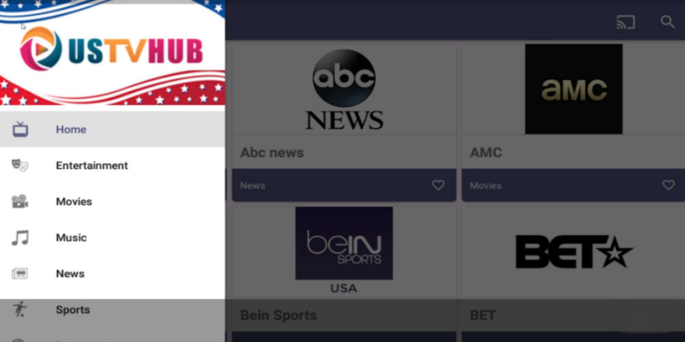 USTVHUB Apk App Free Live TV 2019 On All Android, Fire TV Devices