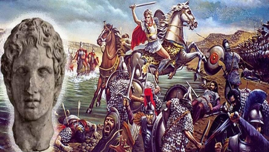 Τα παράξενα της εκστρατείας του Μεγάλου Αλεξάνδρου ΑΤΙΑ και κυνοκέφαλοι