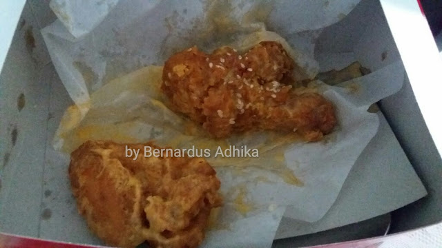 KFC Hot and Chessy di outlet Klaten