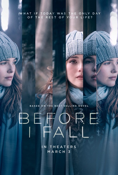 Film Before I Fall 2017 Bioskop
