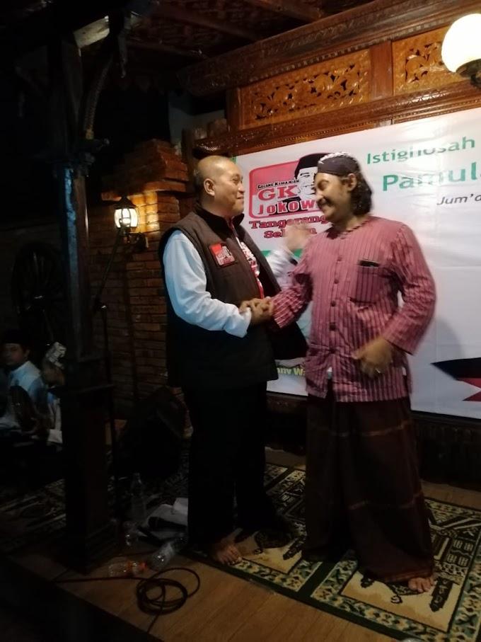 GK Jo Tangsel Gelar Istighosah dan Doa  Bersama Serukan Pemilu Damai 2019