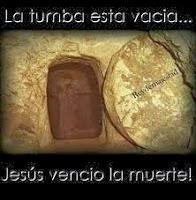 CRISTO VENCIÓ LA MUERTE