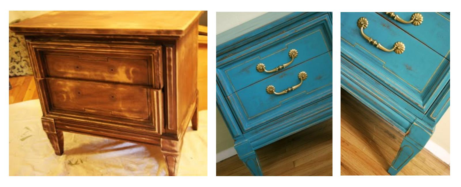 Tutorial de artesan as muebles con nueva vida for Muebles artesania