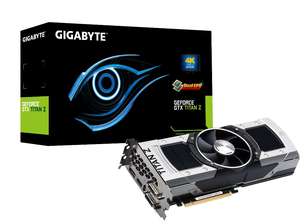 GIGABYTE Launches The Ultimate Powerful GeForce® GTX TITAN Z, Dual-GPU Gaming Graphics Card 11