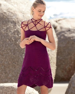 Платье с сетчатой кокеткой