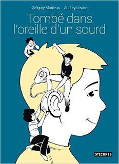 Tombe Dans l'Oreille d'un Sourd de Audrey Levitre PDF