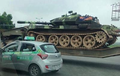 اسرائيل تطور دبابات فييتنام نوع T-55 الى نسخة متطوره تدعى T-55M3 - صفحة 2 Vietnam%2BT-55M3%2Bis%2BEquipped%2Bwith%2BExplosive%2BReactive%2BArmor%2BERA%2B2
