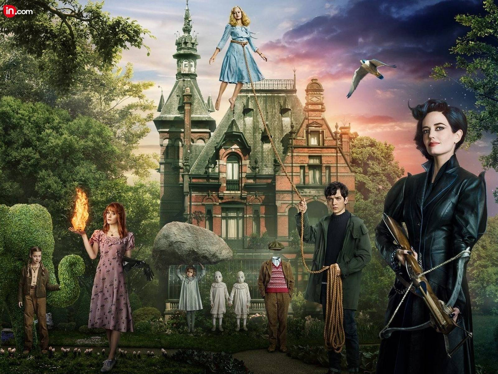 Pcheng Photography Movie Review Miss Peregrine S Home For