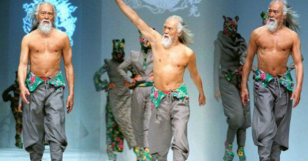 Age Is Just A Number: Hottest Seniors Doing The Catwalk