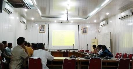 Hearing dengan Dinas PUPR, Wahyu: Drainase Sudah Diperbaiki, Kok Masih Banjir