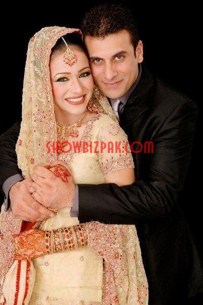 Humaima Malik Wedding Pics