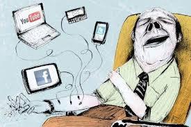 Bir Sosyal Medya Bağımlısının Günlüğü