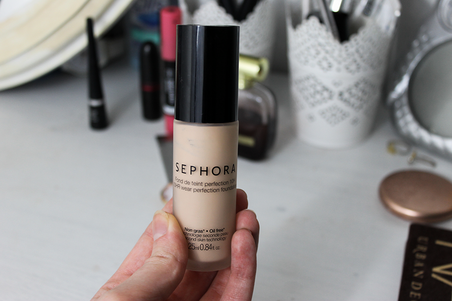 Fond de teint perfection 10h Sephora
