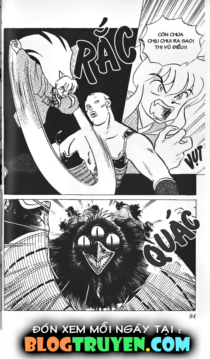 Inuyasha vol 01.4 trang 11