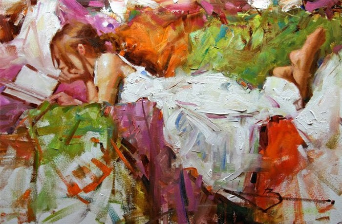 Современные художники Америки. Kevin Beilfuss 7