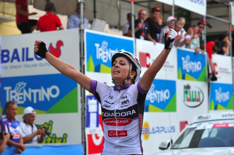 giada borgato rider for team diadora pasta zara manhattan is the new    Giada Borgato