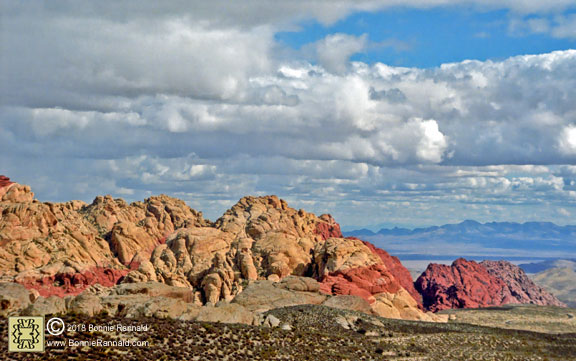 Calico Hills, Red Rock Canyon National Conservation Area, Nevada