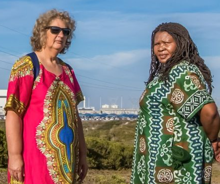 Two South African women win Goldman prize for stopping a major nuclear deal
