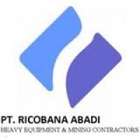 Logo PT Ricobana Abadi