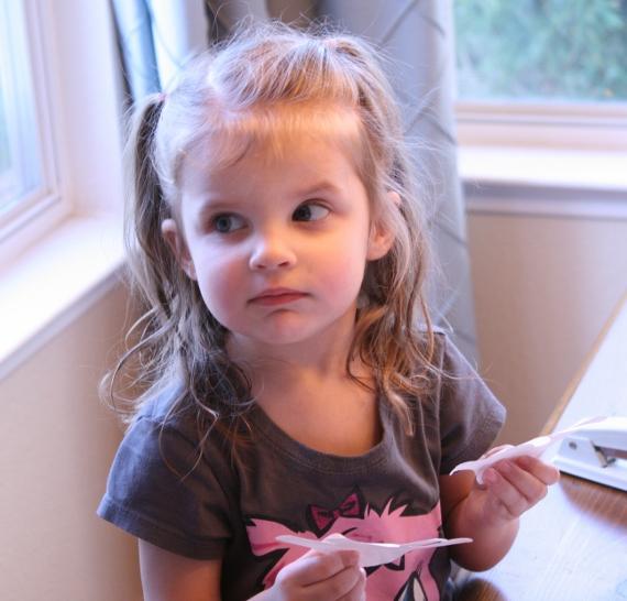 Paper Plate Skeleton; Kids Craft!  sc 1 st  Remodelaholic & Remodelaholic | Paper Plate Skeleton; Kids Craft!