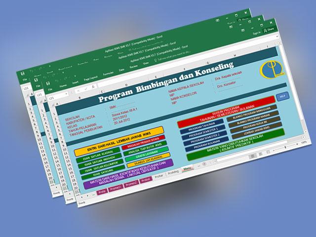 Aplikasi IKMS SMA, SMK, SMP Plus  Petunjuk dan Lembar Jawaban