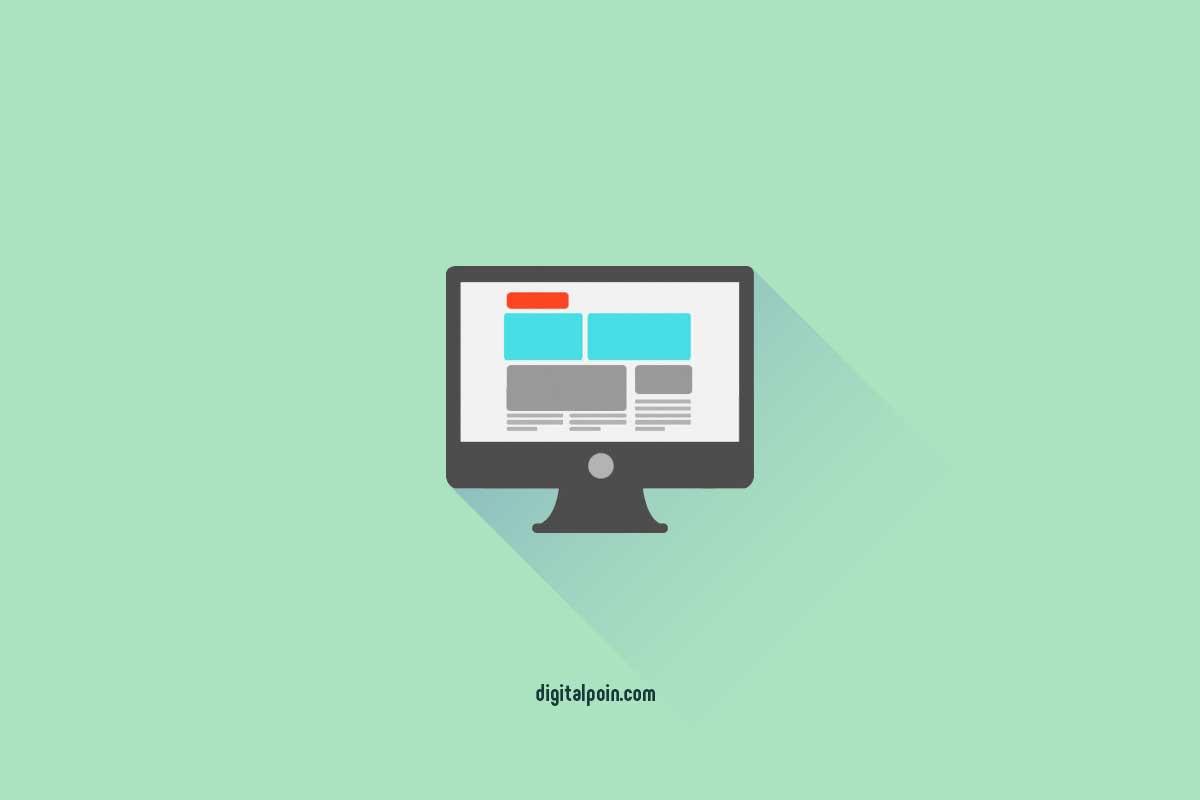 Mengenal Tampilan Tata Letak atau Layout Struktur Blog