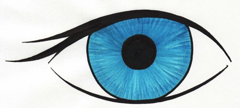 free clip art eye images - photo #28