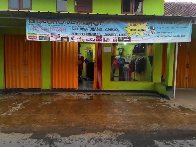 Grosir Celana Jeans Murah Bandung