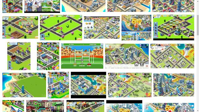 Litle Big City: game bangun-membangun, butuh strategi