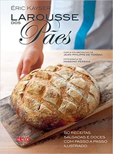 Pão Rústico na Cozinha do Quintal