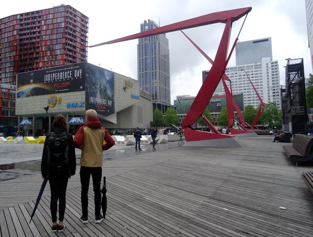 Cor Kieboomplein Rotterdam, the Netherlands