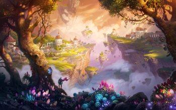 Wallpaper: Fantasy Illustrations