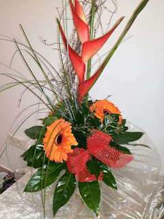 Blumenladen Blumenstrauß