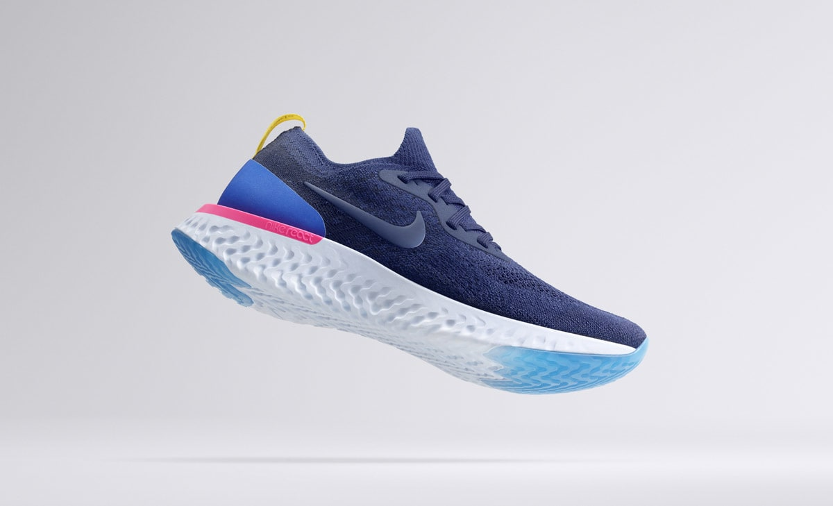 best website 5db03 526dc Nike Epic React Flyknit   Analykix
