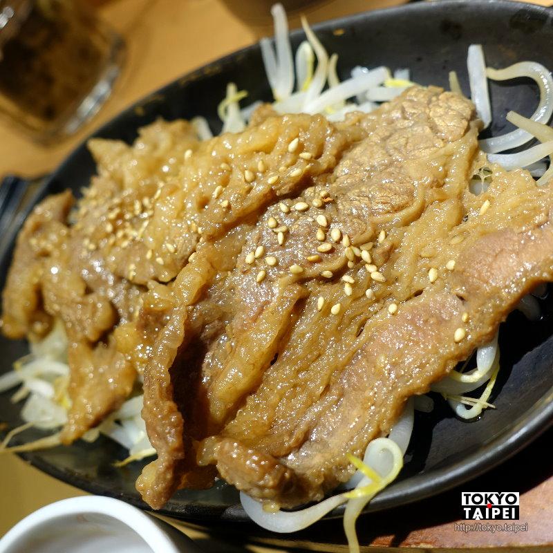 【彌生軒】半夜也能吃到鐵板燒肉 便宜又大碗