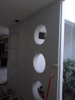 serviço de pintura residencial e comercial