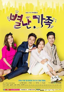 Sinopsis Drama Korea Strange Family Terbaru