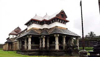 Thousand Pillar Basadi at Moodabidri
