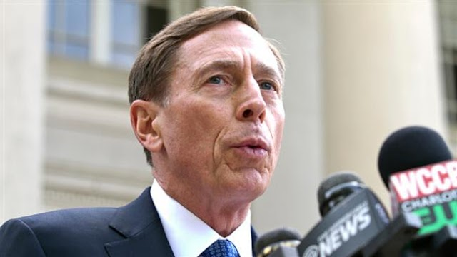 Former CIA Director David Petraeus willing to work in Donald Trump administration