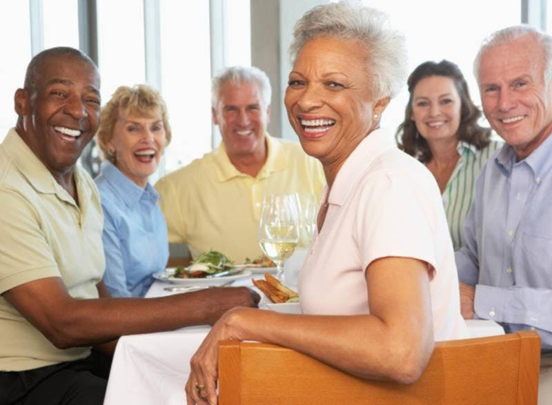 Why A Senior Center Might Be For You