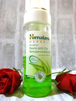 Himalaya-Herbals-Yüz-Temizleme-Köpüğü