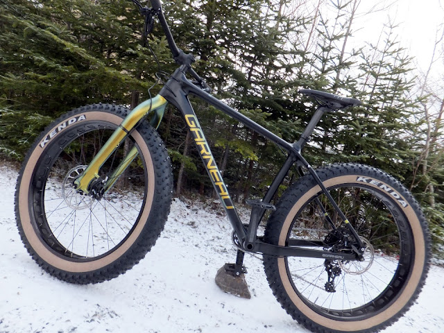 Garneau carbon fatbike carbon fat bike Fatbike Republic