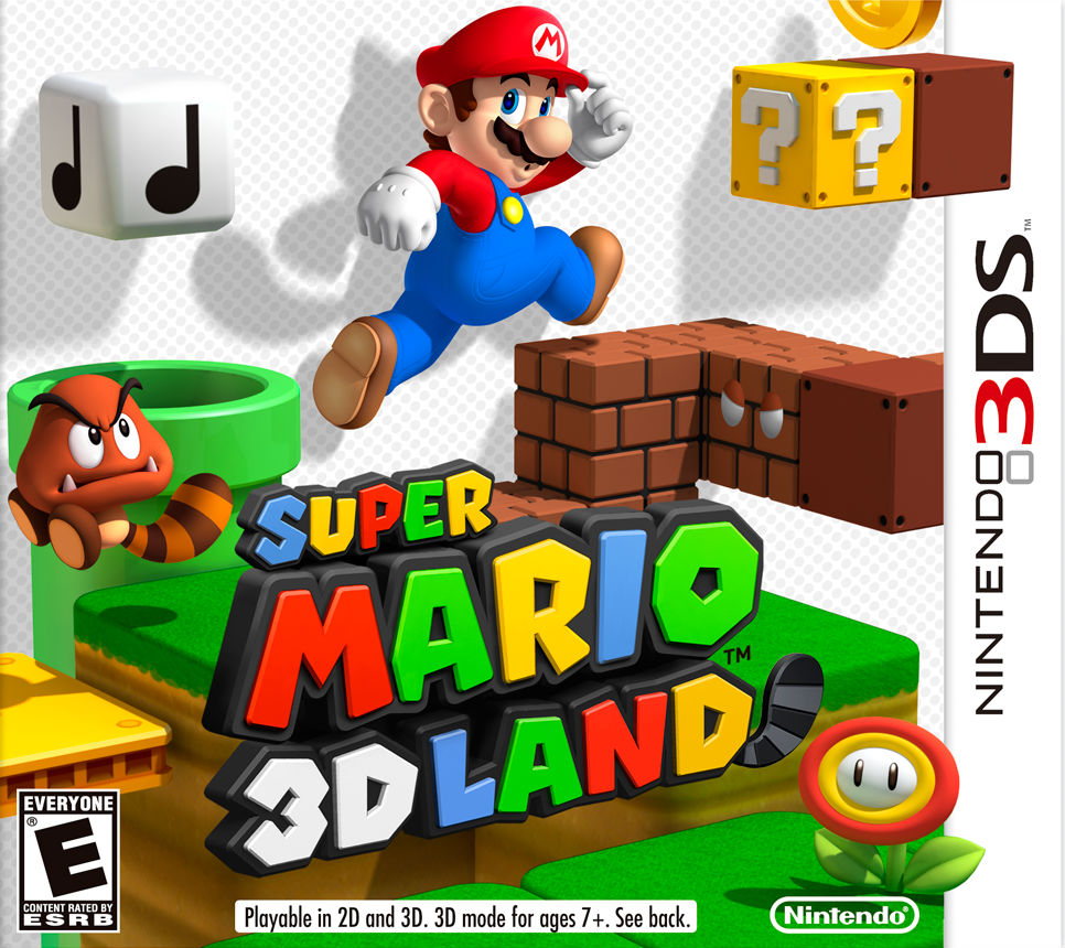 Super Mario 3D Land (Game Review)