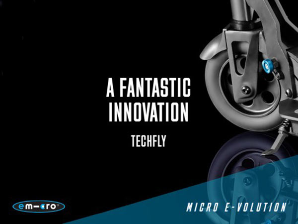 Techfly emicro electric scooter review