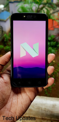 Smartphones with Android Nougat under Rs 7000
