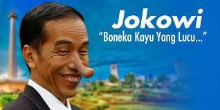 Followers Jokowi Ecek-ecek dan Bohong
