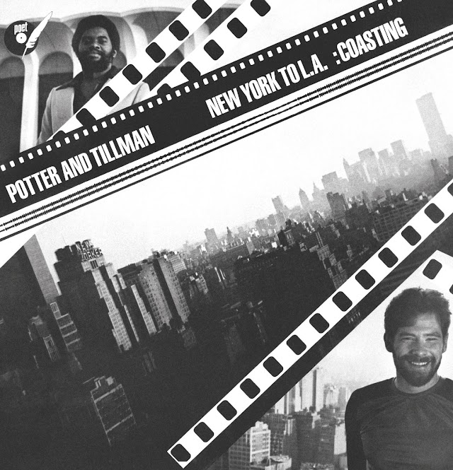 "Stream & Purchase ""New York To L​.​A​.​: Coasting"" album by POTTER AND TILLMAN (70s & 80s Soul/Jazz/Funk)"