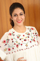 Lavanya Tripathi in Summer Style Spicy Short White Dress at her Interview  Exclusive 198.JPG