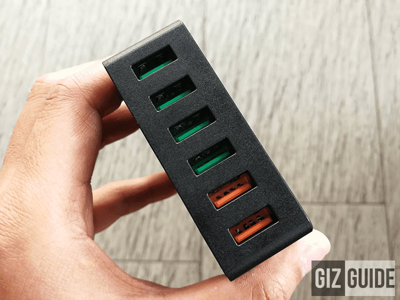 Aukey PA-T11 Charging Station Review