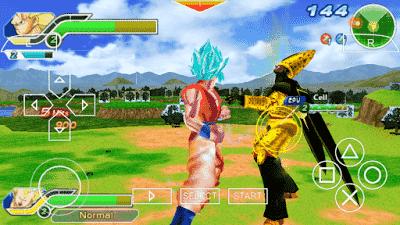 Dragon Ball Z Tenkaichi Tag Team MOD Ultra V6 Screenshots